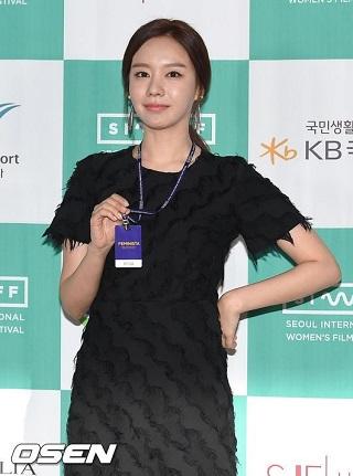 キムアジュンソウル国際女性映画祭開幕式02