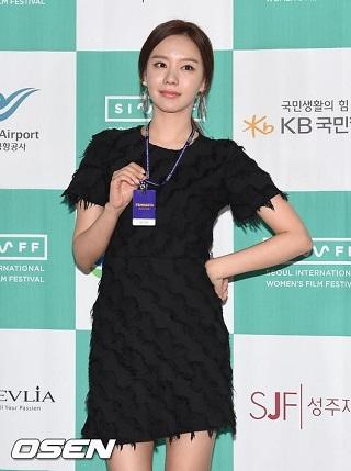 キムアジュンソウル国際女性映画祭開幕式03