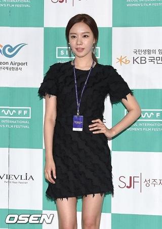 キムアジュンソウル国際女性映画祭開幕式04