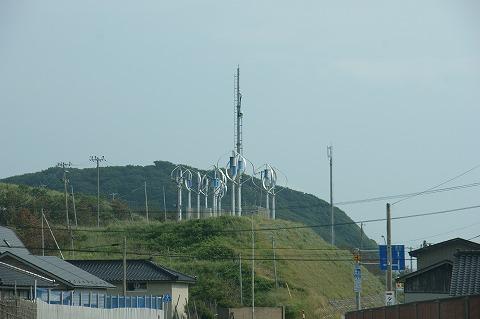 風車 旧岩城町DSC04995