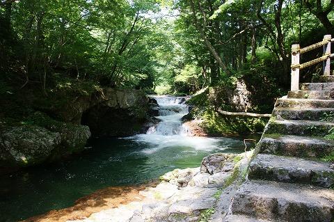 伏伸の滝DSC04971