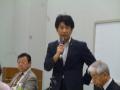 田村議員のあいさつ