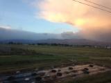8田園と山