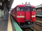 JR711系S-114編成 札幌駅にて