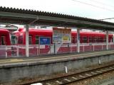 遠鉄30形25F 西鹿島駅にて