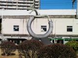 都営東大島駅 青龍の像