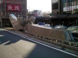 JR大垣駅 南口にある噴水