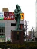 JR津駅 愛・平和