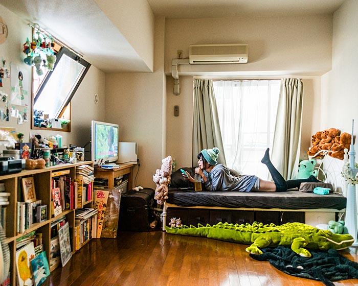 ねむきゅんの部屋