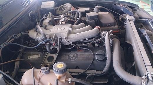 C2 2,5エンジン