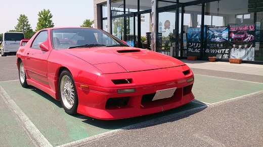 K様FC3S