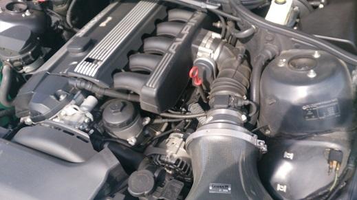 アルピナエンジン
