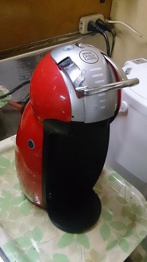 コーヒー機械