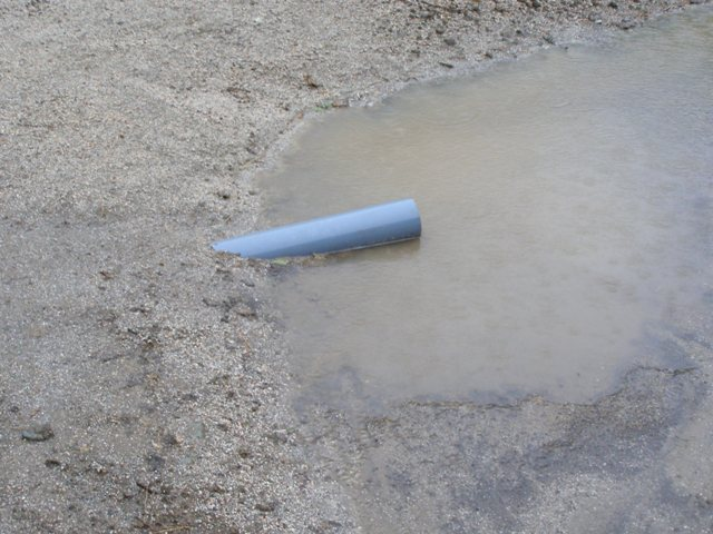 雨対策VU管IN0519