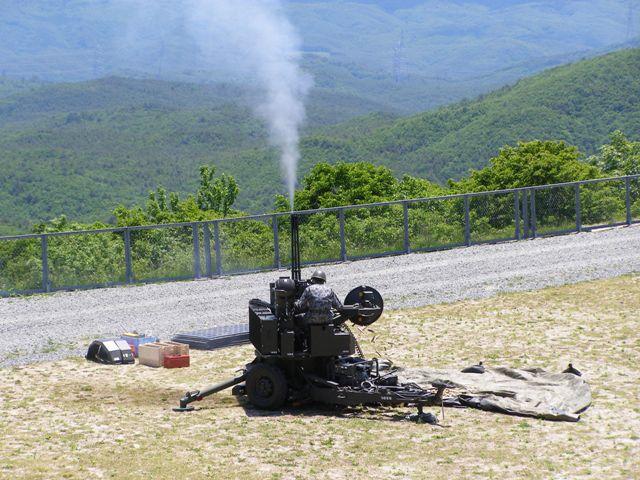 20mm対空機関砲模擬弾0607