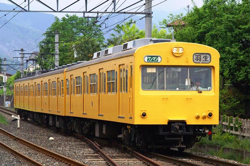 2008年5月2日 影森→御花畑にて