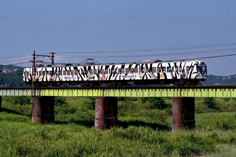 2006年9月4日 根小屋~南高崎にて (1)