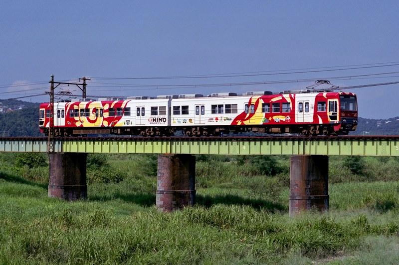 2006年9月4日 根小屋~南高崎にて (2)
