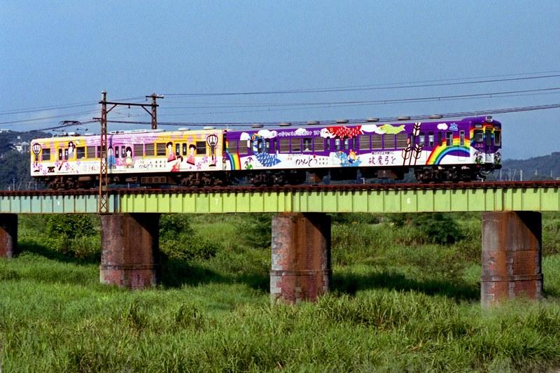 2006年9月4日 根小屋~南高崎にて (3)