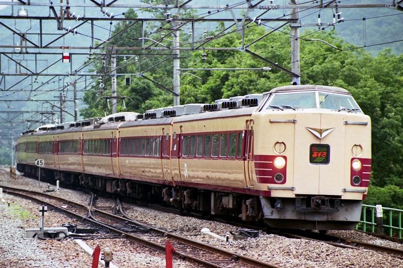 1996年6月23日 上野原~四方津にて (3)