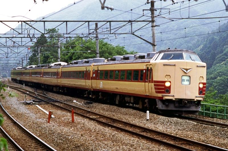 1996年6月23日 上野原~四方津にて (4)