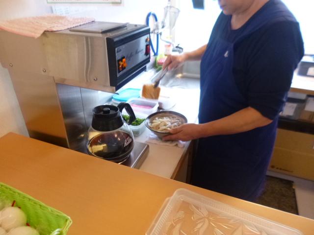 おおみねの生麺です