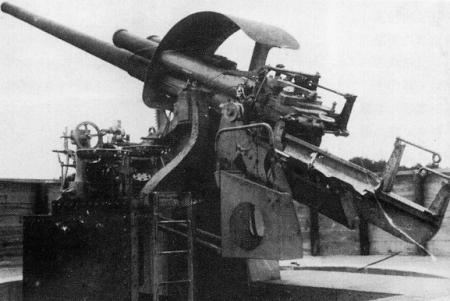 三式12cm高射砲