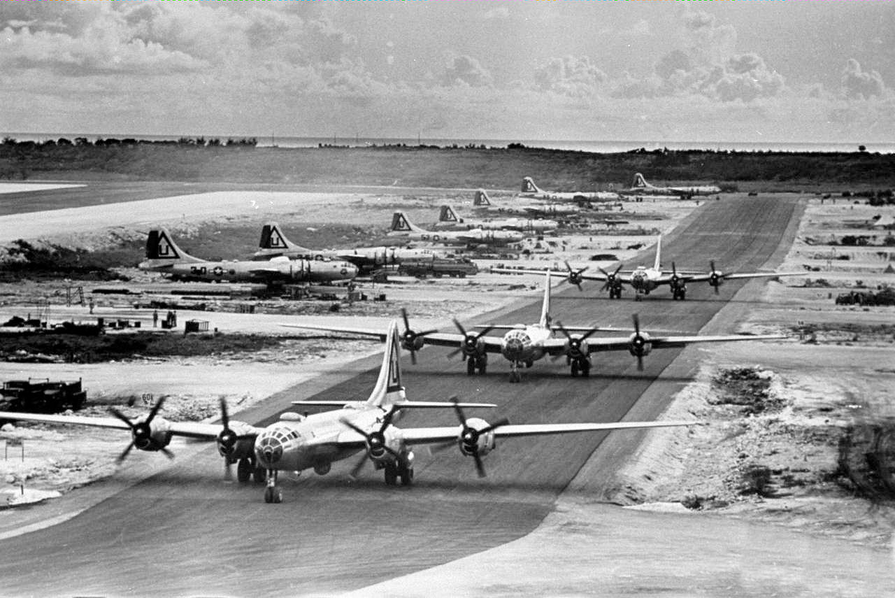 B-29s_of_the_462d_Bomb_Group_West_Field_Tinian_Mariana_Islands_1945.jpg