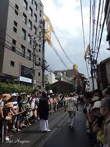 20日大船鉾曳き初め(2014年)-3
