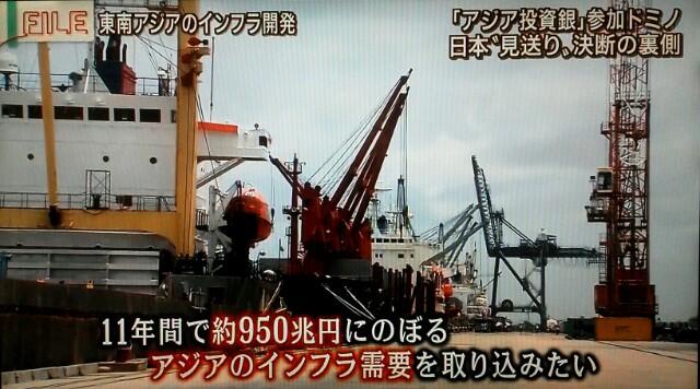 米軍が日本を守るは幻想!米軍は極東から撤退/安倍は「中国AIISインフラ投資銀行」参加見送り!