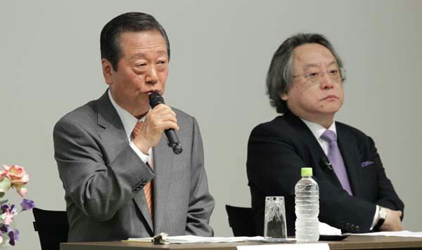 先の戦争も日本人の生命、財産、権益を守るためとされた! 小沢一郎代表&小林節慶教授、自民党批判の迫力