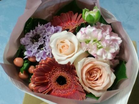 小魔女の花