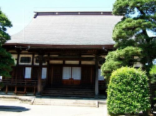 善行寺本堂