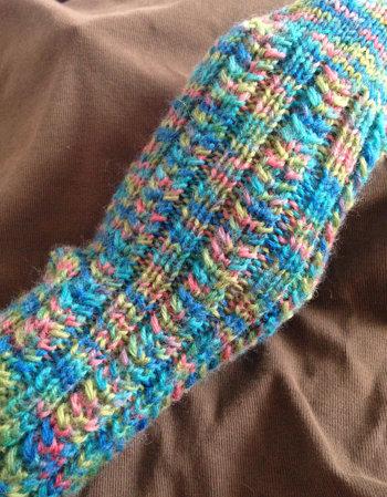 20150108 正月の編み物