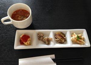 20150512 池田町 森のキッチンスクウェア 前菜