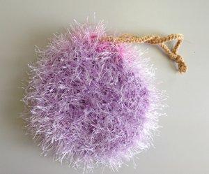 20150608 ダイソー Lumiere(リュミエール) ネット編み巾着