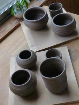 ミニ盆栽用鉢など