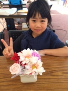 6月の花育C