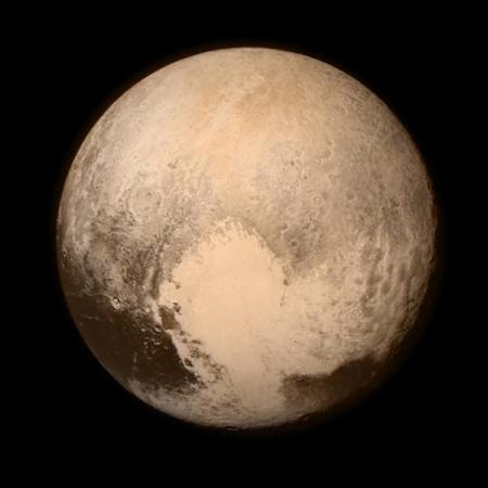 冥王星 new horizons