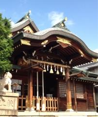 厄除の宮 駒林神社