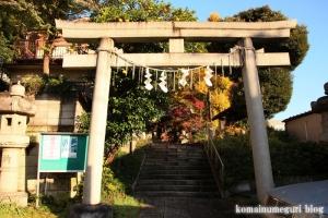 正八幡神社(文京区関口)3