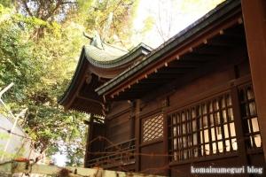 正八幡神社(文京区関口)11