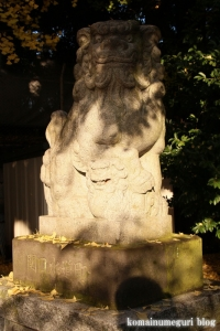 正八幡神社(文京区関口)9