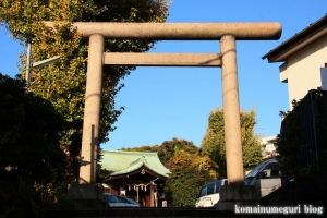 小日向神社(文京区小日向)1