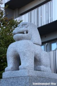 赤城神社(新宿区赤城元町)2