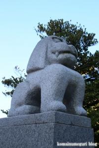 赤城神社(新宿区赤城元町)3