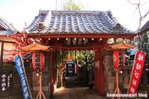 お岩稲荷(新宿区左門町)11
