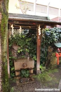 お岩稲荷(新宿区左門町)4