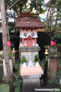 お岩稲荷(新宿区左門町)16