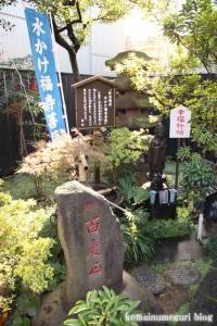 お岩稲荷(新宿区左門町)17